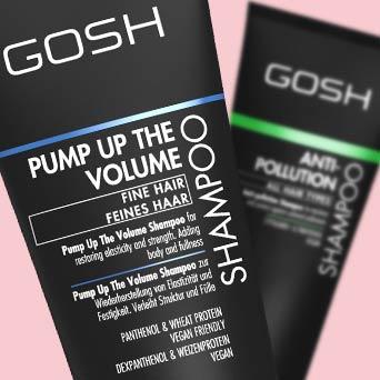szampony GOSH